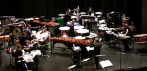 ASU Contemporary Percussion Ensemble Image