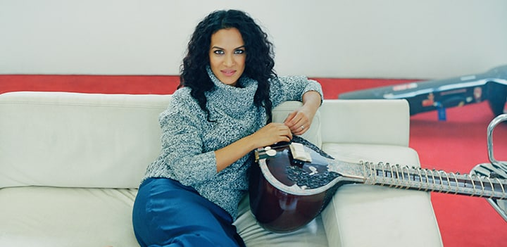Anoushka Shankar: Land of Gold Image