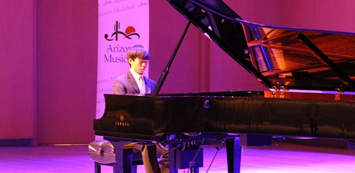 MIM and Arizona Musicfest Present the Young Musicians Spring Concert Image