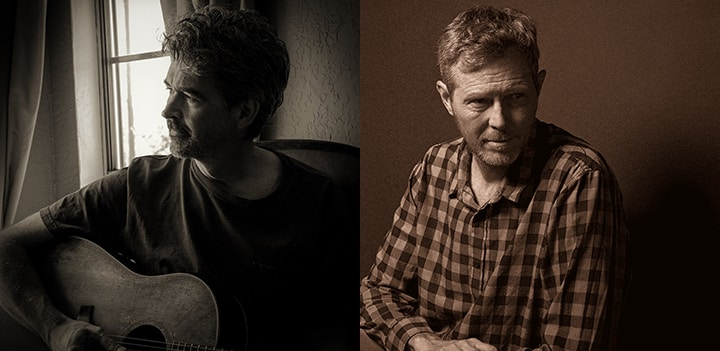 Slaid Cleaves and Robbie Fulks Image